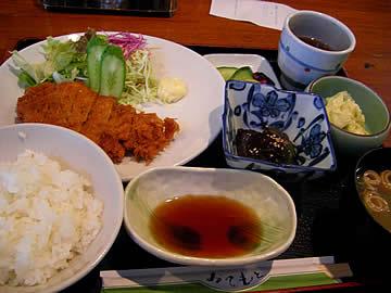 コーヒー&ランチ&パブ 634(ムサシ)の日替わりランチ