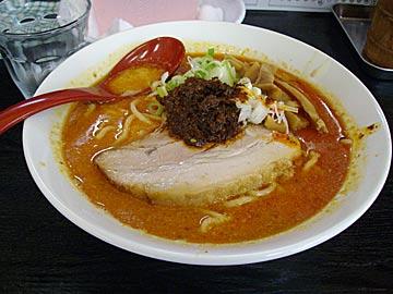 ラーメンAJの坦々麺