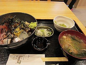 網元(あみげん)の特選海鮮丼