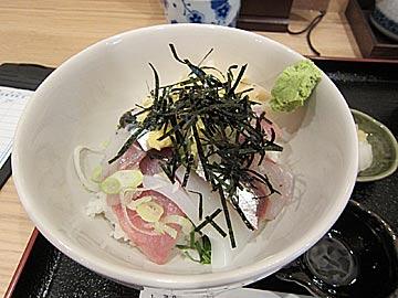 網元(あみげん)の地物海鮮丼