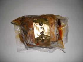 ステーキ六角堂の焼豚(豚の琥珀煮)