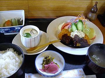 和風レストラン美来里の日替わり定食
