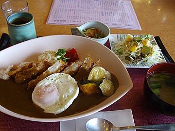 お食事処どもんの日替わり定食