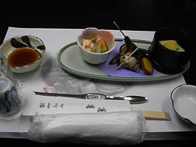 つるぎ福喜寿司の料理