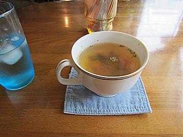 Cafe gene(カフェ ジーン)のスープ