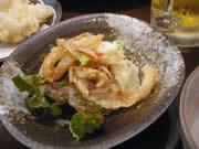 相撲茶屋玄海の料理