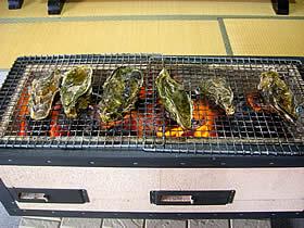 わいわい処 八味の牡蠣料理