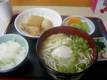 ホットちゃんの日替わり定食
