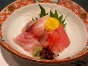 まっとう福喜寿司の刺身