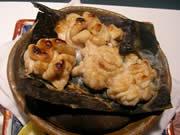 まっとう福喜寿司の白子の焼き物