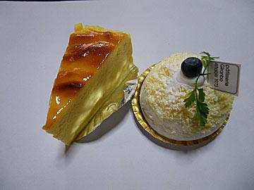 ジロンボのケーキ