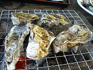 かき処 海(かい)の焼がき