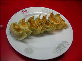 餃子菜館 勝ちゃんの餃子