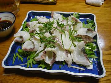かつら寿司の料理
