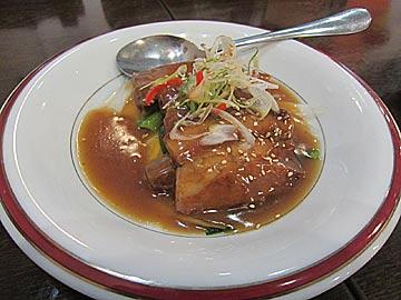 金鼎(キンテイ)の豚の角煮