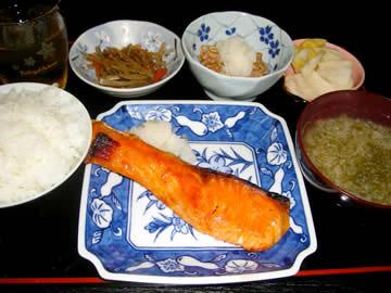 居酒屋 紀代美の焼き魚定食