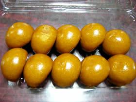 小饅寿本舗の10円饅頭