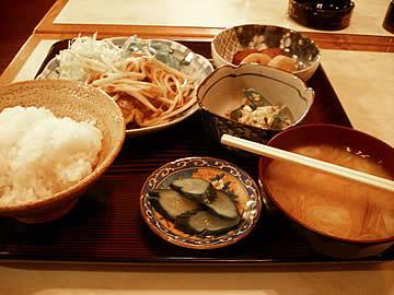 洋食くさま(串かつ草間)のおまかせ定食