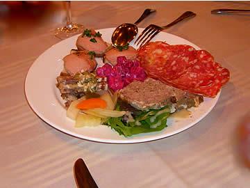 欧風食堂 ル・マルス(LE MARS)の料理