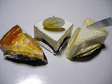 ケーキハウス マルフジ(Marufuji)のケーキ