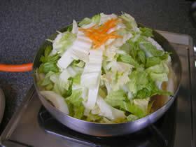 ドライブインすぎもとのとり野菜