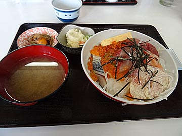 お食事処 みずの海鮮丼