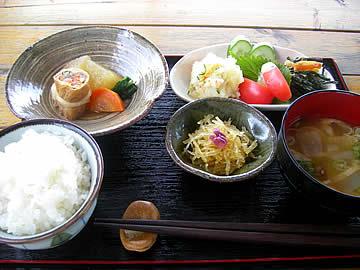 なごみ茶屋の日替定食