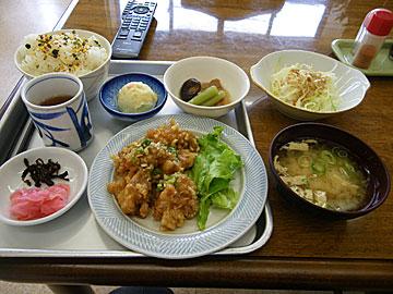 七尾港港湾労働者福祉センターの日替わり定食