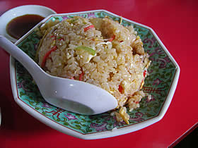 餃子酒蔵 南栄の焼飯
