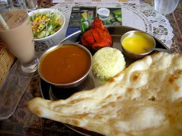 インド料理ROTTI(ロッティ)のタンドリーランチ