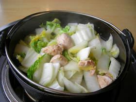 さぶろうべいのとり白菜
