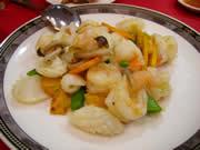 菜香楼の中華料理