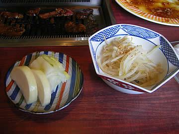 三幸園の昼定食