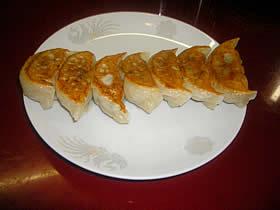 餃子菜館 清ちゃんの餃子