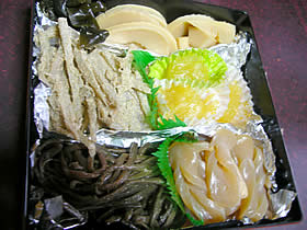 金沢のおせち料理