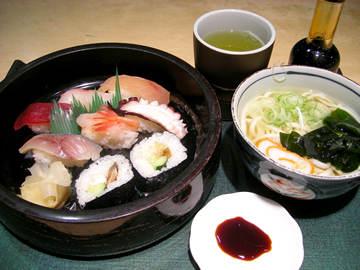 まいもん処たぶ屋の寿司ランチ