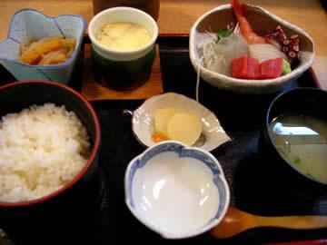 お食事・寿司 高尾のランチ