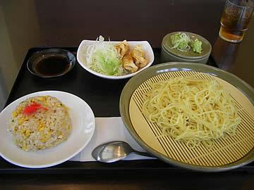 カフェ&レストランTIMEの日替り定食
