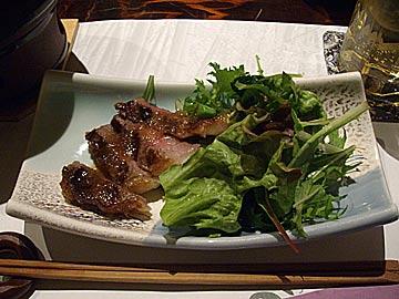 食楽空間 朋のビーフステーキ