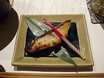 食楽空間 朋の西京焼き