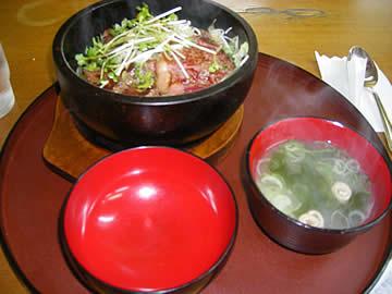 レストラン喫茶 わら庄のステーキ丼