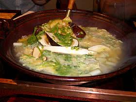 口福よこ山の料理