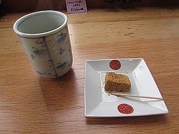 夢華(ゆめはなカフェ)のランチ