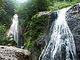 乗鞍高原の三本滝 飛騨高山観光Web