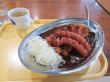 ガネーシャカレー(Ganesha Curry) 福井パリオ店のランチ
