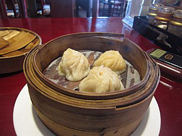 中国料理 香蘭の小籠湯包
