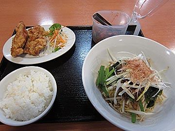 四川料理興龍の日替わりランチ