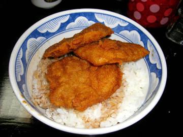 小川家のソースカツ丼