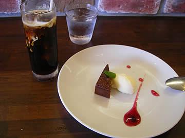 洋食ビストロたんとのハンバーグセット