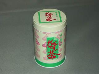 梅の里会館の梅茶